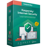 Kaspersky | KASPERSKY INTERNET SECURITY 1 DISPOSITIVO 1 AÑO(1) | lumen.com.mx