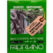 imagen-BLOCK FABRIANO ARTISTS NATURAL 120 G 29.7X42 CM CON 50 HOJAS