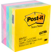 Post-It | NOTAS ADHESIVAS REMOVIBLES ULTRA(2) | lumen.com.mx